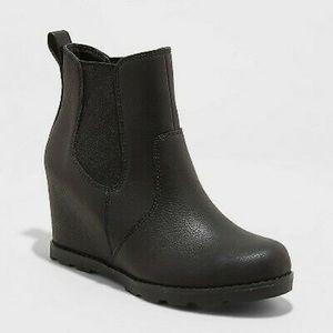 New Amalia Fashion Boots Universal Thread Black 6